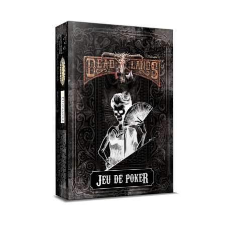 Deadlands : Jeu de Poker Noir