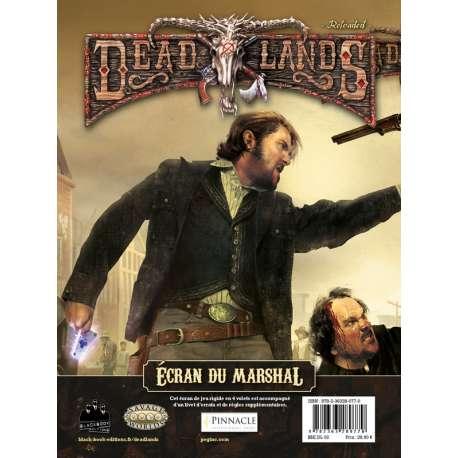 Deadlands : Écran du Marshall