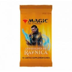 MTG Les Guildes de Ravnica : Booster FR