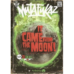Mutafukaz - It came from the moon !