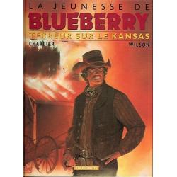 Blueberry (La Jeunesse de) - Tome 5 - Terreur sur le Kansas