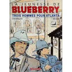 Blueberry (La Jeunesse de) - Tome 8 - Trois hommes pour Atlanta