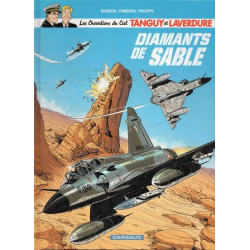 Tanguy et Laverdure - Tome 316 - Diamants de sable