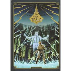 Trois Fantômes de Tesla (Les) - Tome 2 - La conjuration des humains véritables
