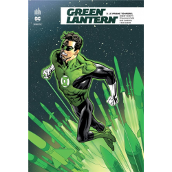 Green Lantern Rebirth - Tome 3 - Le Prisme temporel