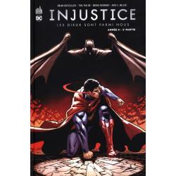 Injustice - Les Dieux sont parmi nous - Tome 8 - Année 4 - 2e partie