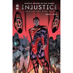 Injustice - Les Dieux sont parmi nous - Tome 9 - Année 5 - 1re partie