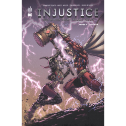 Injustice - Les Dieux sont parmi nous - Tome 10 - Année 5 - 2e partie
