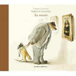 Ernest et Célestine - Au musée