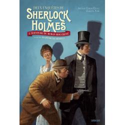 Deux enquêtes de Sherlock Holmes - L'aventure du ruban moucheté suivie du Diadème de béryls