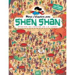 Mène l'enquête avec Shen Shan - Mission au centre de la Terre