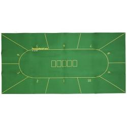 Tapis Texas Hold'Em (180x90 cm)