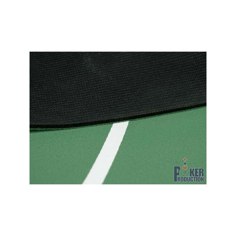 tapis rond n opr ne jersey vert 90 cm. Black Bedroom Furniture Sets. Home Design Ideas