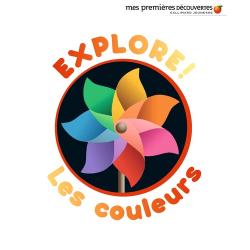 Explore ! Les couleurs