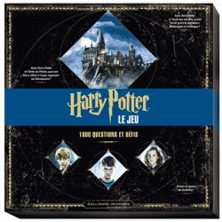 Harry Potter, le jeu - 1000 questions et défis
