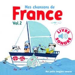 Mes chansons de France - Volume 2