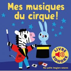 Mes musiques du cirque !