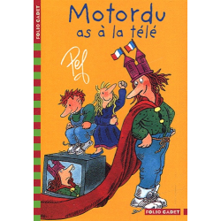 Motordu as à la télé