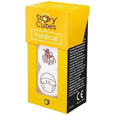Story Cubes Mix Medic - Jaune