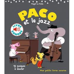 Paco et le jazz - 16 musiques à écouter