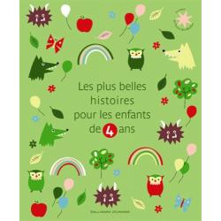 Les plus belles histoires pour les enfants de 4 ans