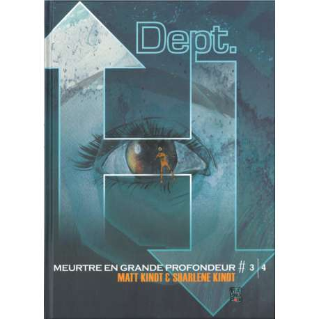 Dept. H - Tome 3 - Tome 3