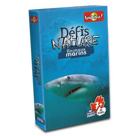 Défis nature Marins