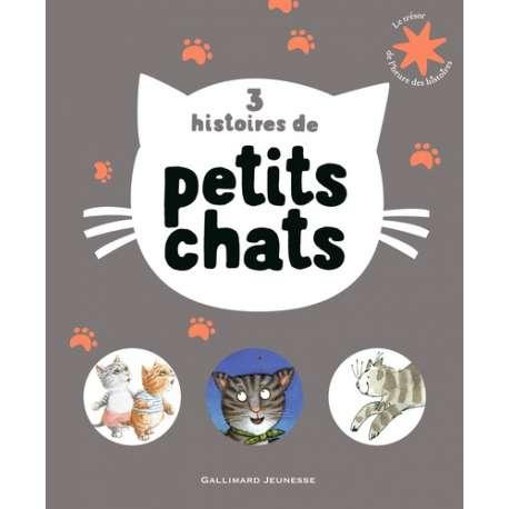 3 histoires de petits chats