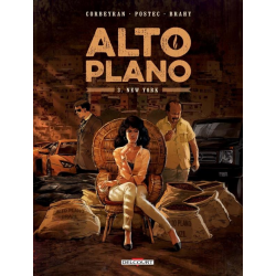 Alto Plano - Tome 3 - New York
