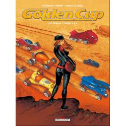 Golden Cup - L'intégrale - Tomes 4 à 6