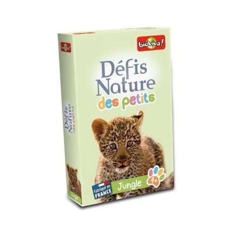 Défis nature des petits Jungle