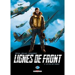 Lignes de front (Pécau) - Tome 2 - Le Vol de l'aigle