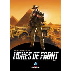 Lignes de front (Pécau) - Tome 3 - LRDG