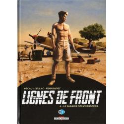 Lignes de front (Pécau) - Tome 6 - Le paradis des chasseurs