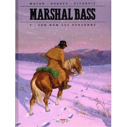 Marshal Bass - Tome 3 - Son nom est personne