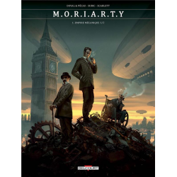 M.O.R.I.A.R.T.Y - Tome 1 - Empire mécanique 1/2