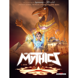 Mythics (Les) - Tome 3 - Amir