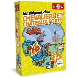 Les énigmes Chevaliers et chateaux-forts