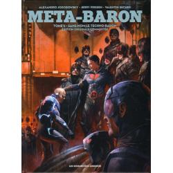 Méta-Baron - Tome 6 - Sans-Nom le Techno-Baron