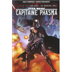 Star Wars - Capitaine Phasma - La Survivante