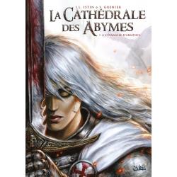Cathédrale des Abymes (La) - Tome 1 - L'Évangile d'Ariathie