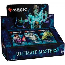 Ultimate Master : Boîte de 24 Boosters EN