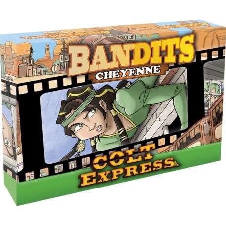 Colt Express : Cheyenne