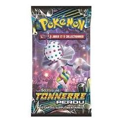 Booster Pokémon SL08 - Tonnere perdu