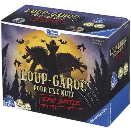 Loup Garou Epic Battle