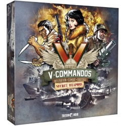 V Commandos : Secret Weapons