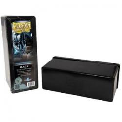 Dragon Shield Box 4 compartiments Black