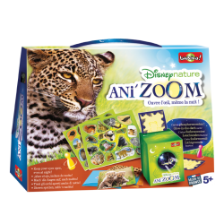 Anizoom : le grand jeu Disney Nature