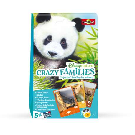 Crazy families Disney nature