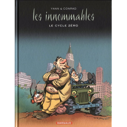 Innommables (Les) (Intégrales) - Le Cycle Zéro